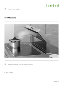 Manuel d'utilisation et de montage des modèles BTH Moveline