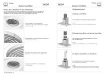 Gebrauchs- und Montageanleitung Berbel-Umluftfilter BUF 125