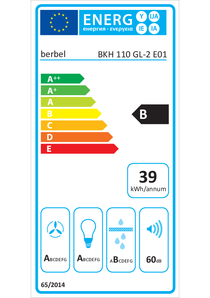 Energy-label berbel BKH 110 GL-2