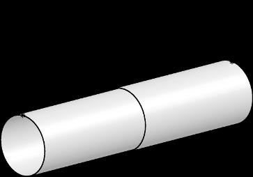 Système 125 – <strong>tube rond télescopique</strong>