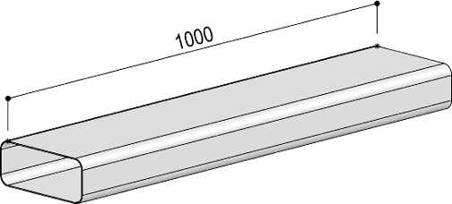Système 150– <strong>gaine plate</strong>