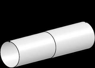 Système 150 – <strong>tube rond télescopique</strong>